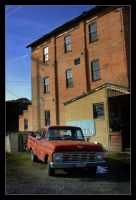 Ford at Star Mill by lehighost