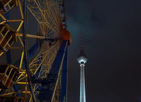 tower and wheel by teetotally