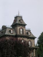 Places - Haunted Mansion 2 by Stock-gallery
