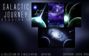 Galactic Journey - V.2 by GieGie