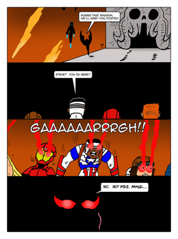 Tumbling Down Part 6 by JohnnyFive81