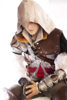 Ezio Auditore: Nothing is true by WiseKumagoro