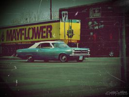 Ford - 001 by PxRxSxRx
