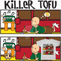 Killer Tofu World Tour
