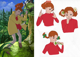 Arrietty by viki-vaki