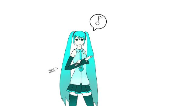Now we know what these arm panels are for. Miku. by Beatsonic