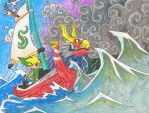 Wind Waker by AIBryce