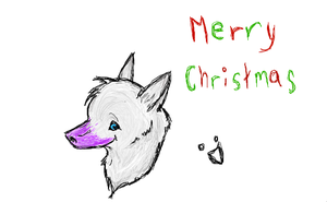 Silver Christmas Present by SprayPaintHavoc
