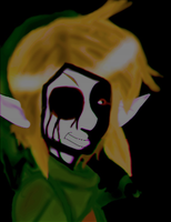 BEN DROWNED {NEW STYLE} by hetaliagirl101