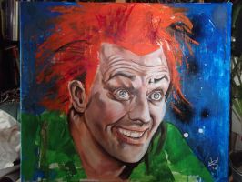 Drop Dead Fred by GaryAlfordArt