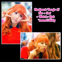 Photopack Yoonjo #1 by emma25kitty