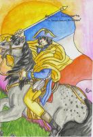 Buonaparte 'colored' by DragonGirl-Lucky-13