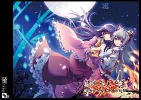 Touhou Heaven Flowers 1 by ChinAnime