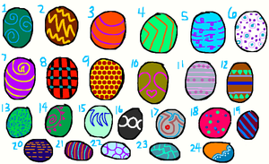 Egg Adoption is OPEN batch #2 17 are open now by Stormdeathstar9