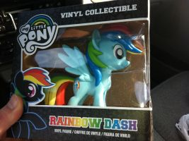 Rainbow Dash Figure!!!! by jwhitloctombraider