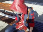 MCM Expo: Awaiting by LabyrinthLadyLover