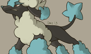 POKEDEXY DAY 13: GROWL