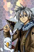 Rave master by Reneega