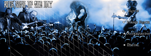 Rock Song of the Day Facebook Cover page by Theo-Kyp-Serenno
