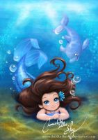 Little Aquata by MoonchildinTheSky