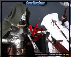 Dr.Doom Vs Connor by Paladin0