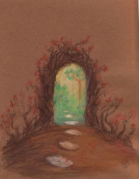 Fairy Door by Kaytara