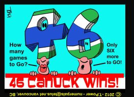 46th Canuck Win - 06 games to go! by tony-p-power
