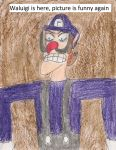 Waluigi is here by kingofthedededes73