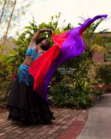 Belly Dance Troupe Shoot 7 by Cassy-Blue