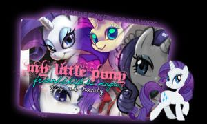 Firmas MLP Compartida Rarity by FX20