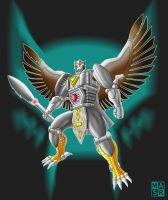 Silverbolt Again by rattrap587