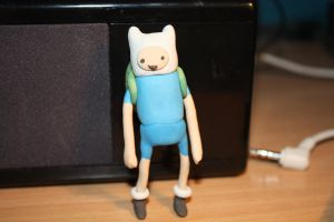 Finn From Adventure Time by Lucas170791