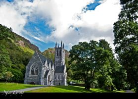 Church of Kylemore Abbey by MonLerma
