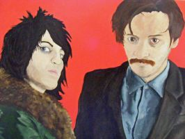 The Mighty Boosh by Thepiedsniper
