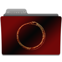 millennium folder icon by Kliesen