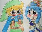 Link And Lana Body Swap by BubbleIce720