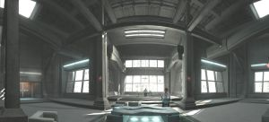 Abstergo pano by MichaWha