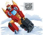 Rodimus the Caddy by MachSabre