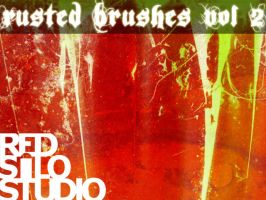 Rusted Brushes Volume 2 by redsilo