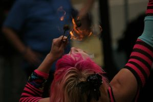 Fire Eater by Kaatman
