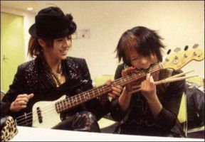 WTF Nao and Shou by W-astedD-ream