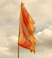 flag by bienchen-stock