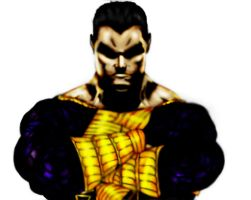 IGaU  Black Adam collab by YmerOren