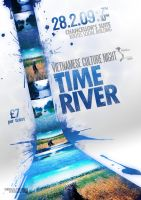 Time River Poster by macduy