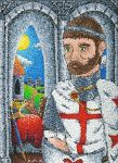 Portrait of a Templar (Gift) by Dunn95