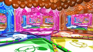 Precure stage by chocosunday