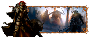 Eir Guild Wars 2 Banner by Nightseye