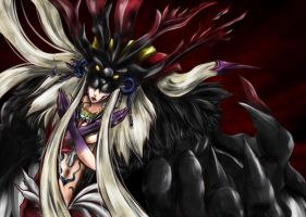 Ultimecia by Despear