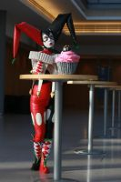 2013: Harley Quinn (Ame-Comi Version, Batman) by shari81