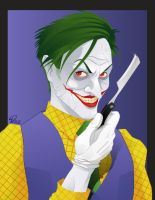 Joker with a Smile by YulayDevlet